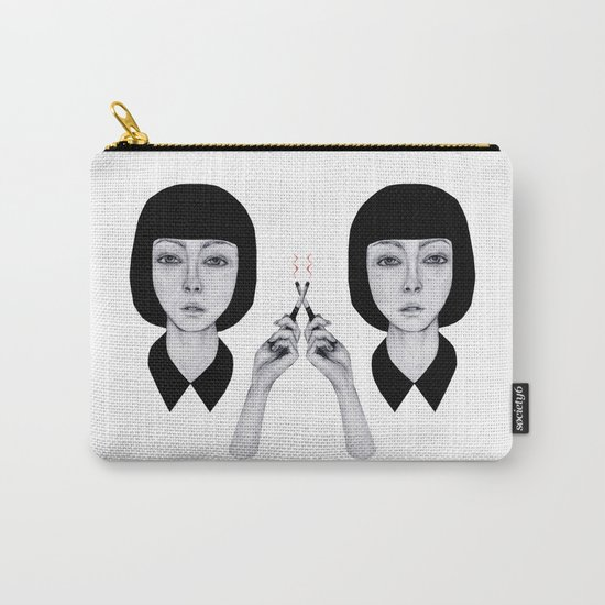 Never Quit Carry-All Pouch
