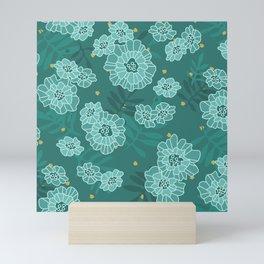 Lucky Fields Mini Art Print
