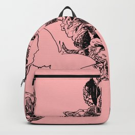 Roses and Butterflies Backpack