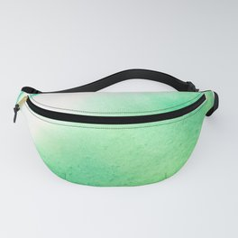150306 Abstract Watercolor An Imperfect Circle 2 Fanny Pack
