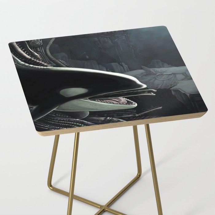 Whalien Side Table