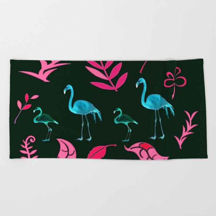 Flamingo Road, Beach Towel