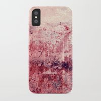 concrete iPhone & iPod Cases featuring concrete by Claudia Drossert