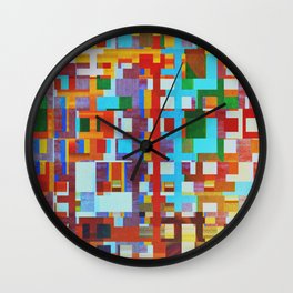 Compulsive Wall Clock