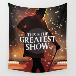 The Greatest Showman Wall Tapestry