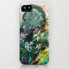 Abstract Expressions Nature iPhone Case