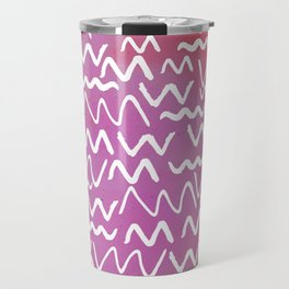 Squiggly Travel Mug