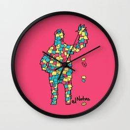 EL NOTAS Wall Clock