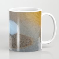 golf Mugs featuring Golf by LoRo  Art & Pictures