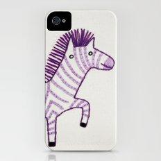 Z ZEBRA iPhone (4, 4s) Slim Case