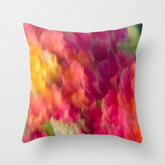 All the warmth Throw Pillow