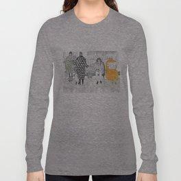 Bedtime Stories for Strangers' Children Long Sleeve T-shirt