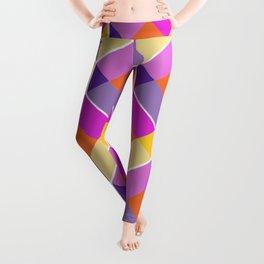 Geometric Love Leggings
