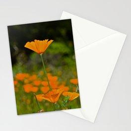 Tall Poppy Stationery Cards