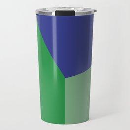 Color block #6 Travel Mug