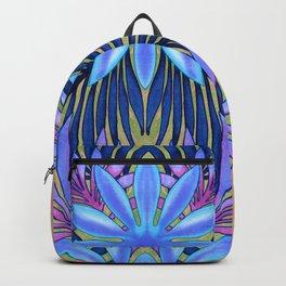 A Run Through the Jungle Blues Backpack