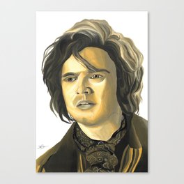Jefferson Canvas Print
