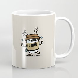 Latte Bot Coffee Mug