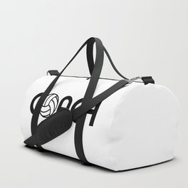 Volleyball Coach Duffle Bag