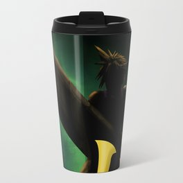 Cross slash FFVII Travel Mug