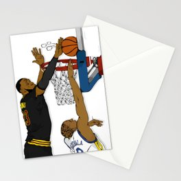 The block Stationery Cards