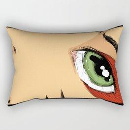 CloseUP Series Hidden Ninja Rectangular Pillow