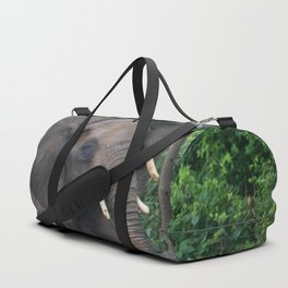 Elephants Eye Duffle Bag