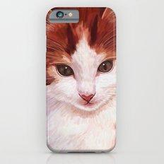 Copper kitten iPhone 6s Slim Case