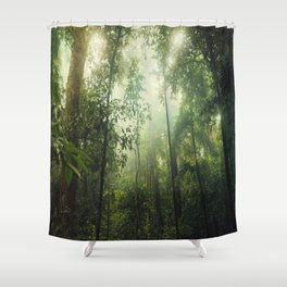 Penetration Shower Curtain