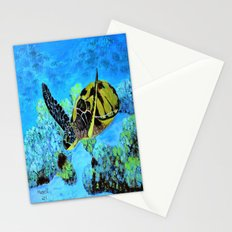Quiet Swimm Stationery Cards