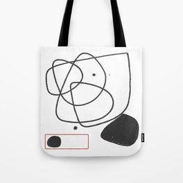 Knot - part 1 Tote Bag
