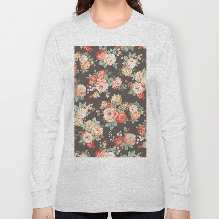 elise shabby chic Long Sleeve T-shirt