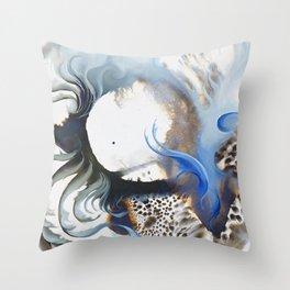 Sea & Me 27 Throw Pillow