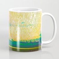 storm Mugs featuring Storm by Neelie