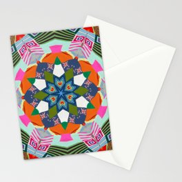 Yarn Bomb Series |  Explosion 2 Stationery Cards
