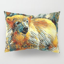 AnimalArt_Polarbear_20170701_by_JAMColorsSpecial Pillow Sham