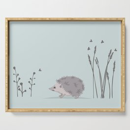 Hedgie Serving Tray