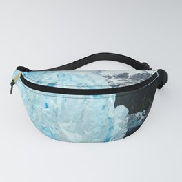 Snow Mountain and Glacier Fanny Pack