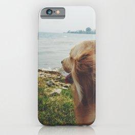 Breath it in iPhone Case