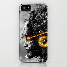 Warrior Angel iPhone Case