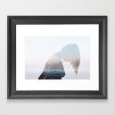Insideout 7. Wanderlust Framed Art Print