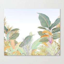 Native Jungle Canvas Print