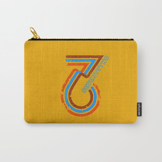 seventytwo''72 Carry-All Pouch