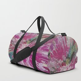 Abstract flower pattern 3 Duffle Bag