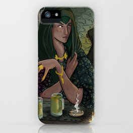 Witches Tavern iPhone Case
