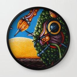 Dickhead Wall Clock