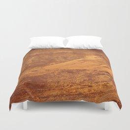 Mountain Texture Duvet Cover