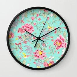 Hatsumo Exquisite Oriental Pattern III Wall Clock