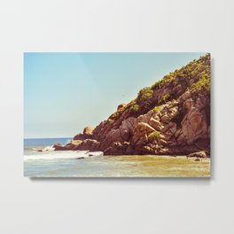 Barra de la Cruz Metal Print