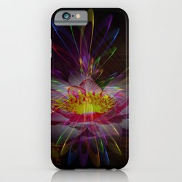 Abstract in perfection 95 iPhone Case
